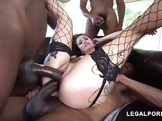 anal group sex double penetration